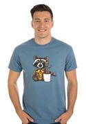 náhled - Strážci galaxie modré pánské tričko