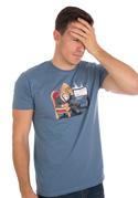 náhled - Masaryk pánské tričko