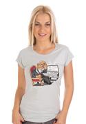 náhled - Masaryk dámské tričko