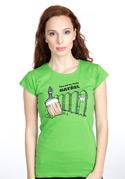 náhled - Tos mi to natřel dámské tričko