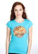 náhled - Pizza dámské tričko