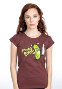 náhled - Fucking Robots dámské tričko