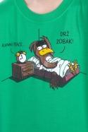 náhled - Ranní ptáče dětské tričko