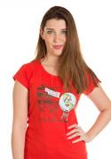náhled - Gravitace dámské tričko