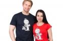 náhled - Dáme panáka dámské tričko