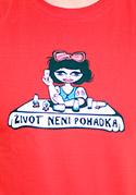 náhled - Sněhurka pánské tričko