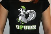 náhled - Spunk dámské tričko