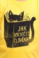 náhled - Povinná četba dětské tričko