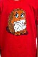 náhled - Objetí zdarma dětské tričko
