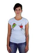 náhled - Maňásci dámské tričko