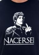 náhled - Nacersei modré pánské tričko