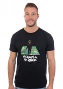 náhled - Vychovala mě ulice pánské tričko