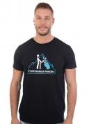 náhled - Vysokohorská přirážka pánské tričko