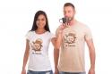náhled - Al Cappuccino dámské tričko
