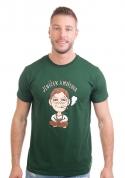 náhled - Jeníček a mařenka pánské tričko