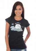 náhled - Úplně K.O. dámské tričko