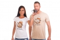 náhled - Al Cappuccino pánské tričko