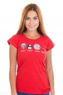 náhled - Trilobite dámské tričko