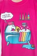 náhled - Jak se stát jednorožcem dětské tričko