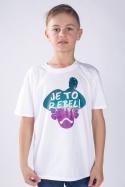 náhled - Je to rebel dětské tričko