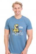 náhled - Křída pánské tričko