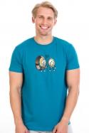 náhled - Tikání pánské tričko