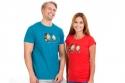 náhled - Tikání dámské tričko