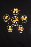 náhled - Pivní obvody pánské tričko