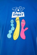 náhled - Příběh hraček modré pánské tričko
