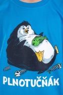 náhled - Plnotučňák dětské tričko
