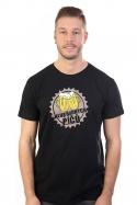 náhled - Klub řádných píčů černé pánské tričko