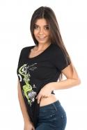náhled - Striptýz dámské BIO tričko