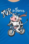 náhled - Tur de France dámské tričko