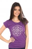náhled - Alkoholický kompas dámské tričko