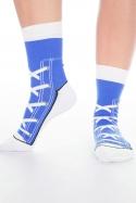 náhled - Hledám tu pravou modré ponožky