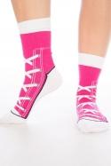 náhled - Hledám tu pravou růžové ponožky