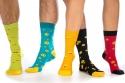 náhled - Smajlík smutný ponožky