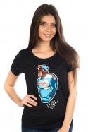 náhled - Čistič oken dámské BIO tričko