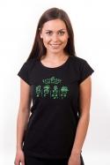 náhled - Kytkovrah dámské tričko