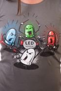 náhled - Led Zeppelin dámské tričko