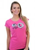 náhled - Správná matka růžové dámské BIO tričko