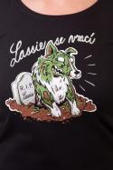 náhled - Lassie se vrací dámské tričko