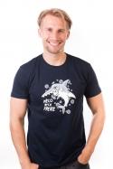 náhled - Piloun pánské tričko