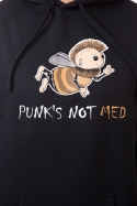 náhled - Punks Not Med pánská mikina