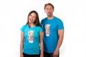 náhled - Tlama dámské tričko