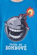 náhled - Mám se bombově dětské tričko