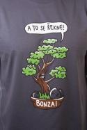 náhled - Bonzai pánské tričko