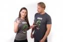 náhled - Bonzai dámské tričko