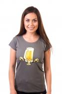 náhled - Piviště dámské tričko