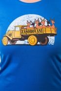 náhled - Zásobování dámské tričko